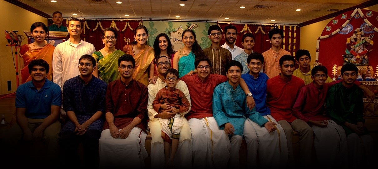 Committed to promoting the growth of Carnatic Music in North America.