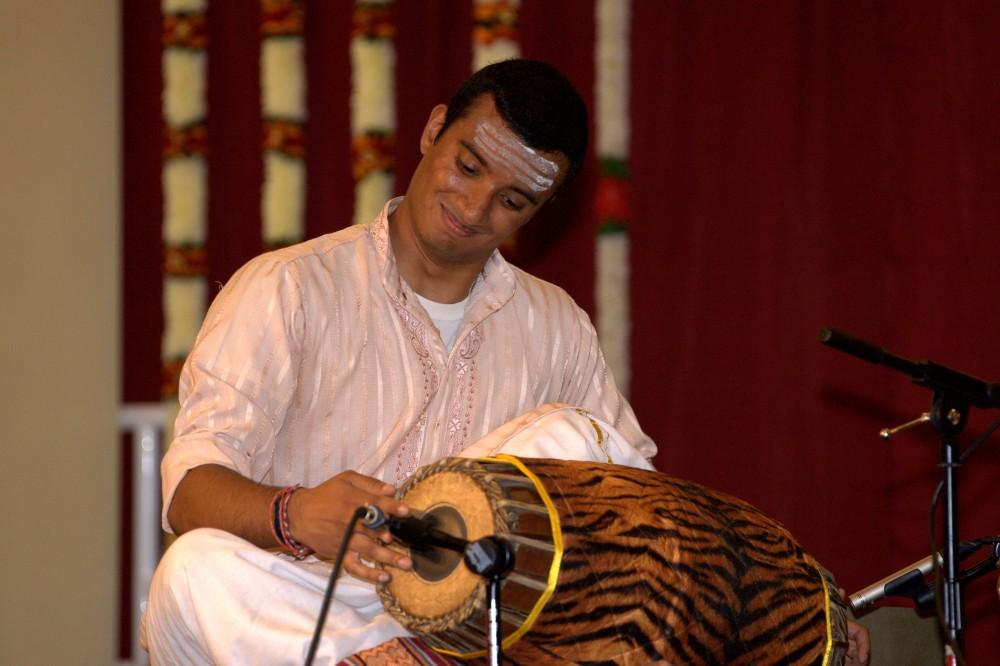 Vignesh Venkataraman - Mridangam