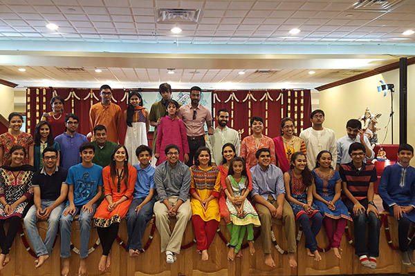 Dhvani 2016 group Photo