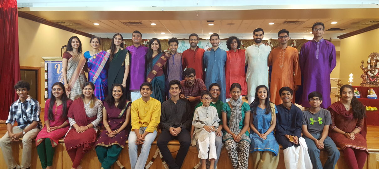 Thanks Rasikas for a successful Dhvani 2018! Please stay tuned for photos and videos.
